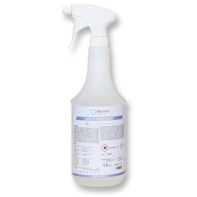 PROTECTASEPT - Spray surface disinfection - Lemon scent 1000 ml