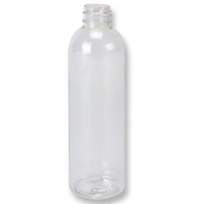 PET Bottles - transparent - 120 ml - 65 pcs / box