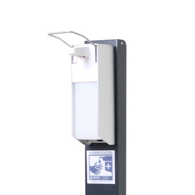 CONPROTA - Hygiene Station Dispenser Manual 1000 ml + including Caramba hand disinfection 1000 ml